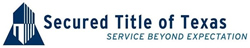 Secured Title of Texas - Service Beyond Expectation