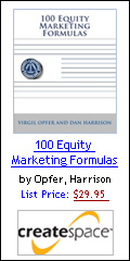100 Equity Marketing Formulas